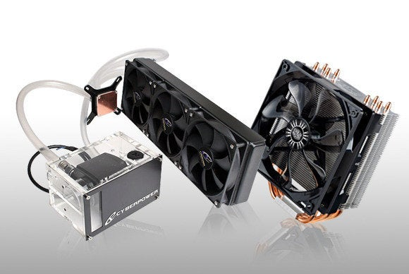 Computer Cooling System : Liquid cooling vs traditional what you need to