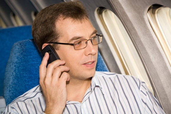 Dear Mr. Wheeler: Americans pour their hearts out over in-flight cellphones