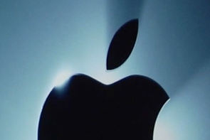 apple year end logo