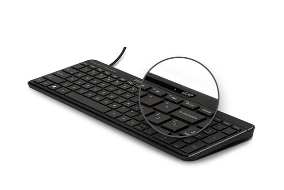 leap motion hp keyboard