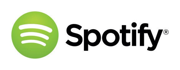 spotify logo huge