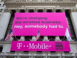 t mobile nyse