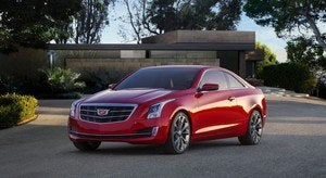 2015 cadillac ats coupe jan 2014