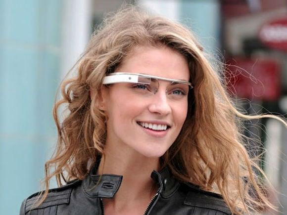 google glass 2012