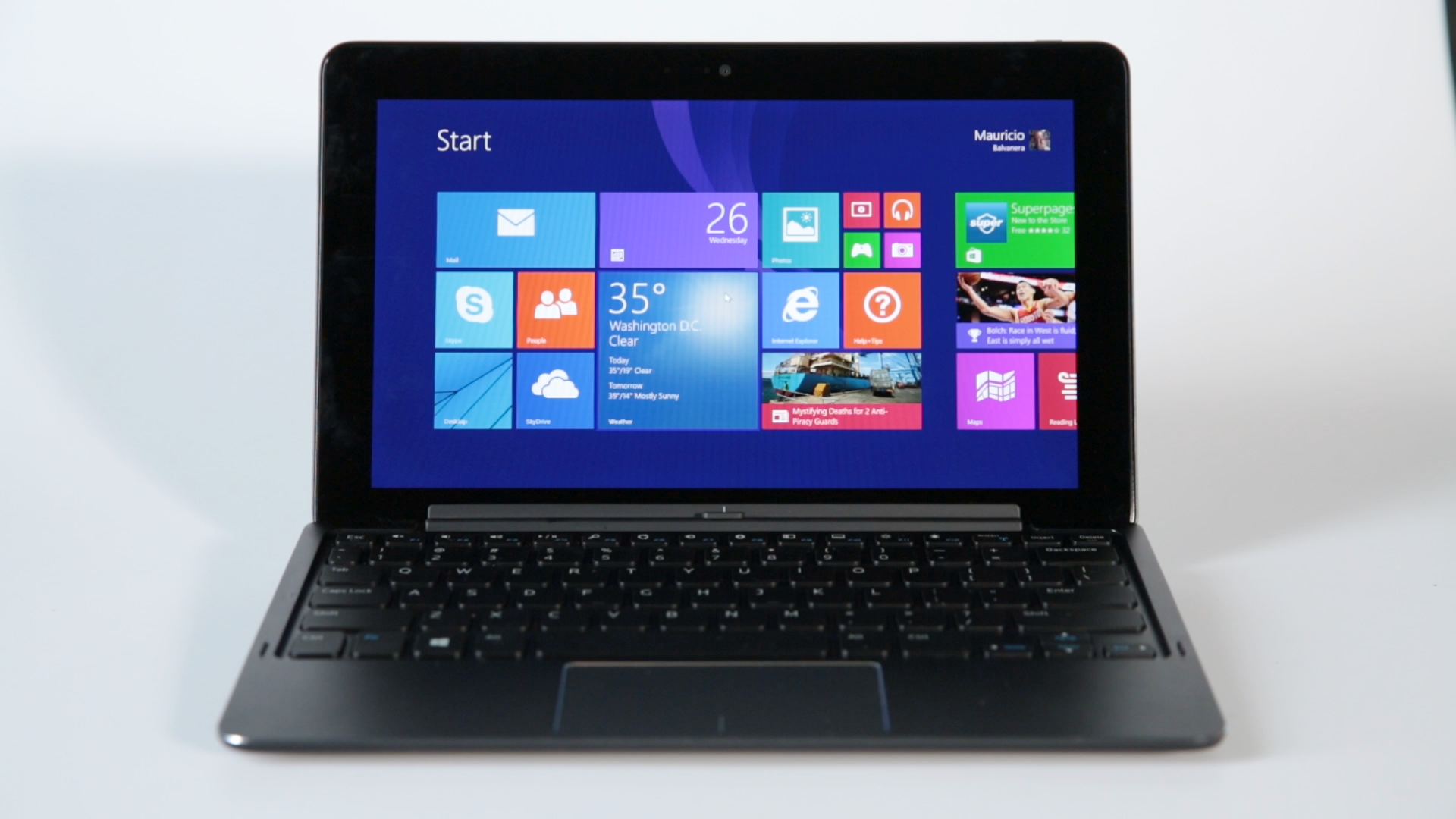 Windows Tablets reviews, how to advice, and news