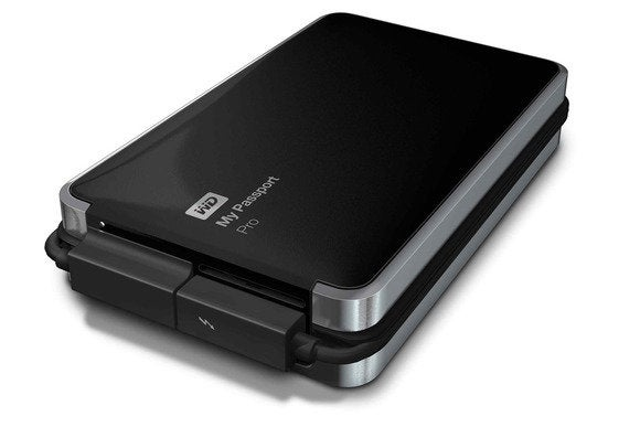 Western Digital My Passport Pro