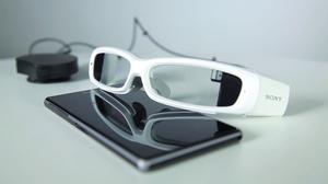 sony smarteyeglass concept