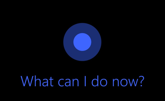 cortana what can i do now