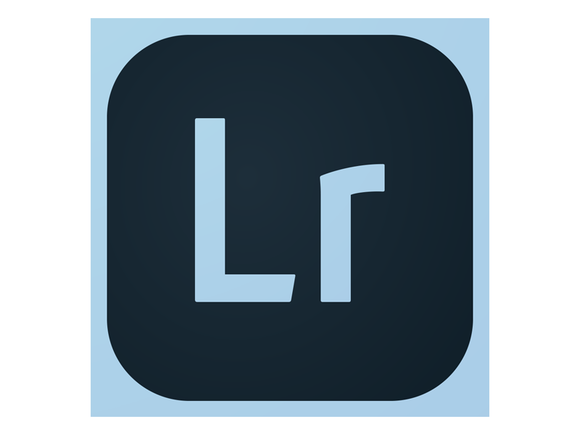 Lightroom mobile icon