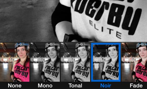 bw instagram filter monochrome