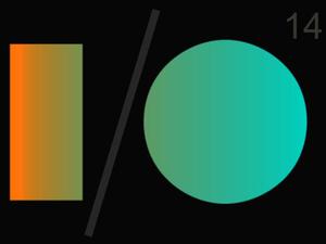 google io 2014 logo