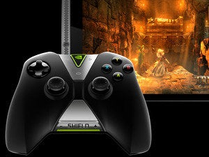 nvidia shield tablet shield controller trine2