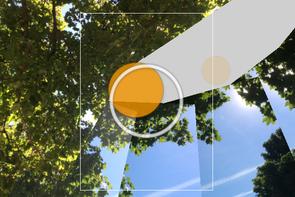 google photo sphere dots