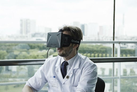 More than a toy: Oculus Rift VR headset becomes a tool for real-life surgery demos