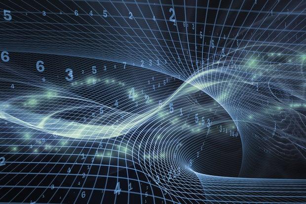virtual data wave pattern