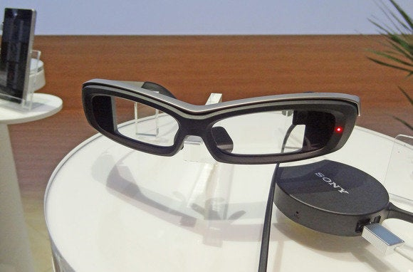 sony smarteyeglasses
