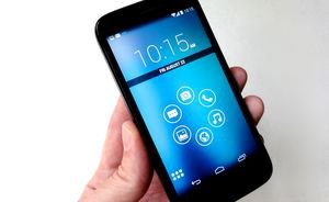 take charge smartphone home screen smart launcher 2