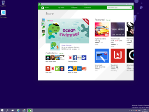 Windows 10 Windows Store apps