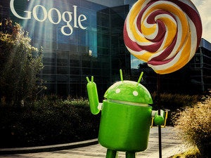 Android Lollipop Google