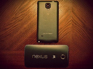 Nexus 6 vs Galaxy Note 4