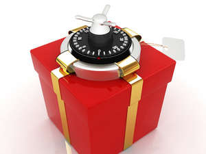gift combo lock