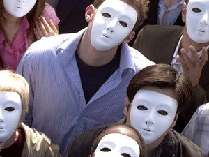 group masks