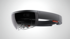Microsoft HoloLens puts the 'real' in virtual reality