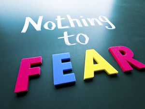 nothing to fear thinkstock