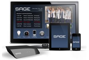 EchoStar Sage systemm
