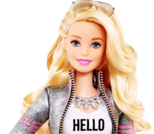 How a Barbie doll prepares your child for the future