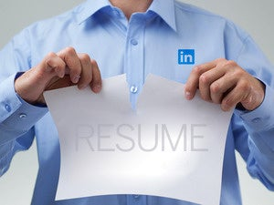 resume linkedin killer