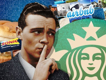 Big Data Secrets from Airbnb, Starbucks and Sonic