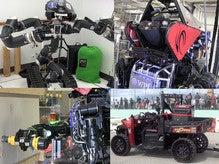 Road to the DARPA Robotics Finals