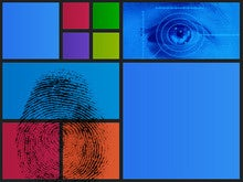 Windows 10 puts biometric security front and center