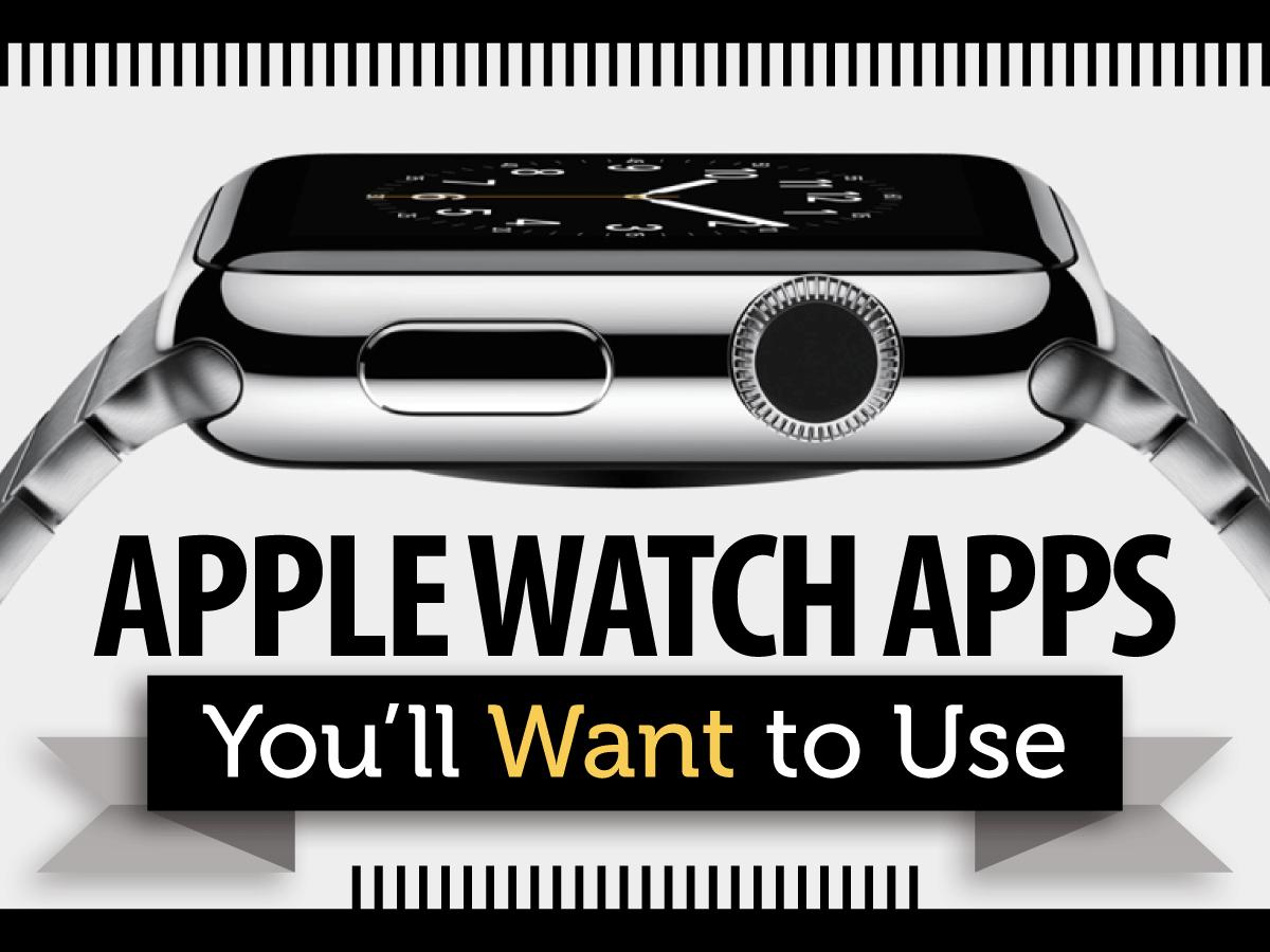 apple watch apps slide 1