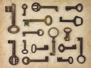keys thinkstock