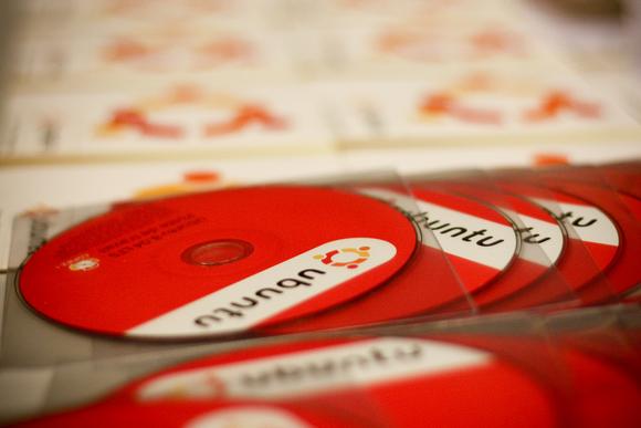 ubuntu linux discs