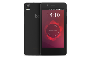 bq aquarius ubuntu phone