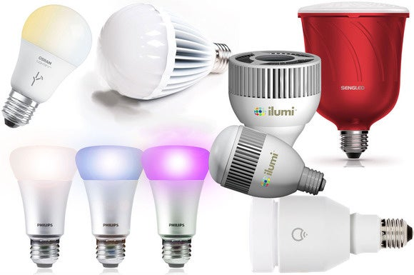 6 smart led bulbs put to the test we name the best and brightest. Black Bedroom Furniture Sets. Home Design Ideas