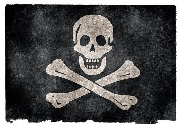 pirate flag pirates piracy