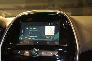 android auto onscreen chevrolet spark may 27 2015