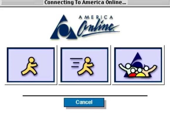 aol connection