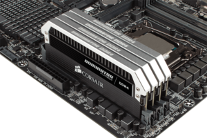 Corsair Dominator DDR4 128GB