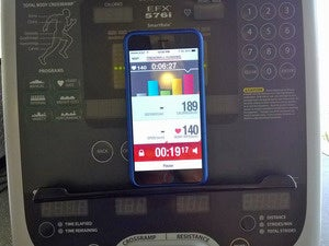 Polar app iPhone
