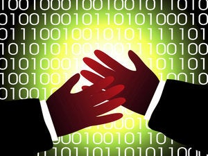 data integration hands cooperation