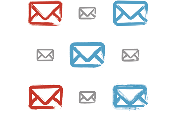 email stock