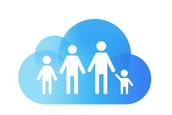 family sharing icon
