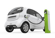 Parked electric cars will power buildings, researchers say