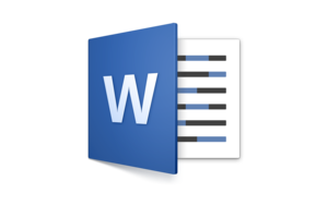 microsoft word 2016 mac icon