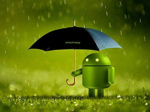 android umbrella